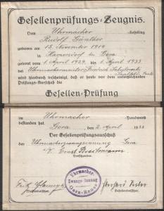 1933-04-02-GesellenbriefGera-Reuss