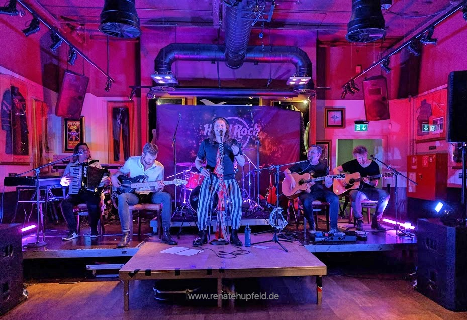 Hanak Im Hard Rock Café Köln Renates Blog